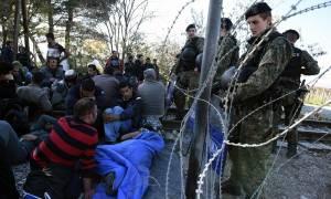 Εγκλωβισμένοι στην Ειδομένη εκατοντάδες πρόσφυγες