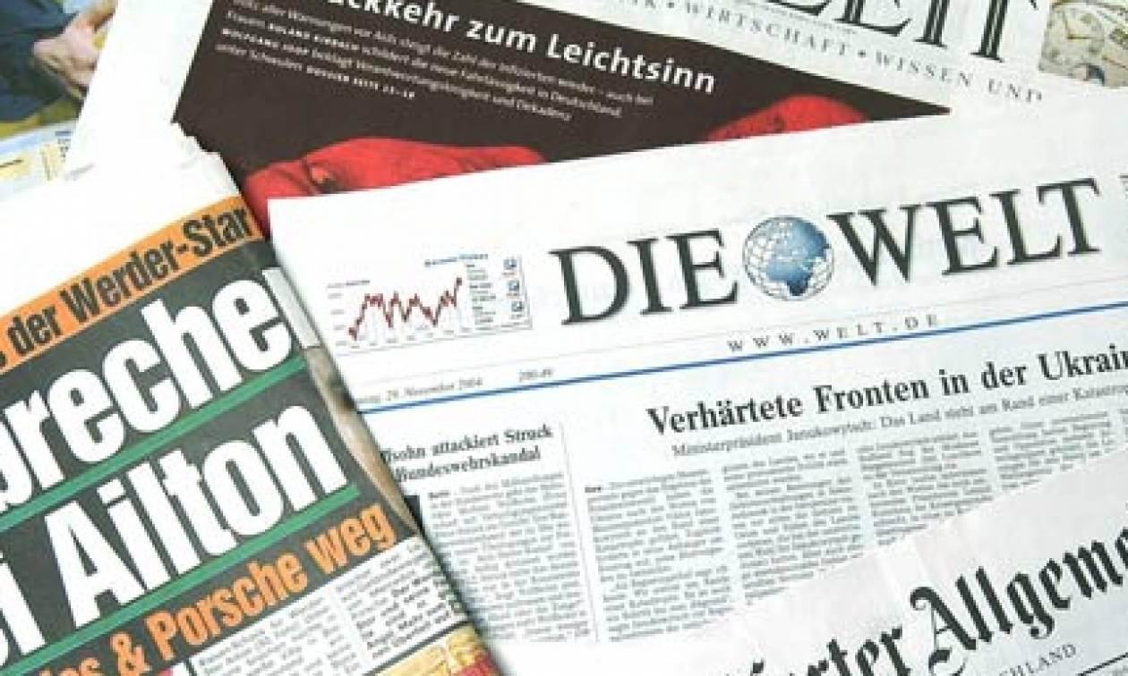 Ο γερμανικός Τύπος για την ψήφιση των προαπαιτούμενων