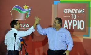 Καταρρέει η κυβέρνηση Τσίπρα – Καμμένου