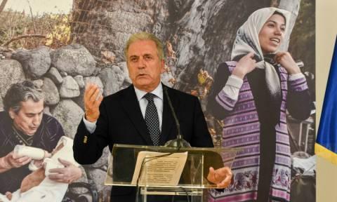 Ευρωπαϊκή Υπηρεσία Πληροφορίων προτείνει ο Αβραμόπουλος