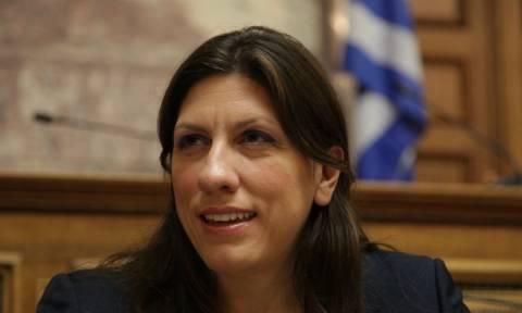 Στη Βαρκελώνη η Κωνσταντοπούλου σε συνέδριο για το δημόσιο χρέος