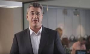 Νέο σποτ Τζιτζικώστα: Την Κυριακή σας ζητώ να ξεσηκωθούμε (video)