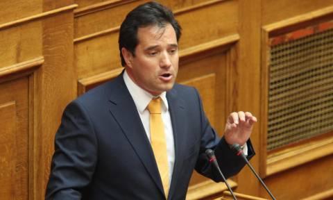 Εκλογές ΝΔ: Γεωργιάδης - Θα καταψηφίσω όλες τις αυξήσεις στους φόρους