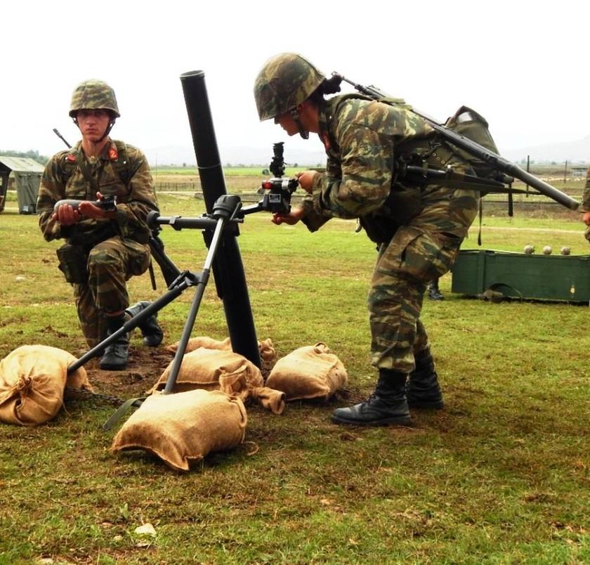 Στρατιωτική Εκπαίδευση Σπουδαστών ΣΜΥ (pics)