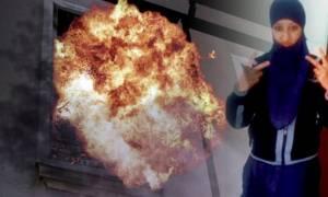 Συγκλονιστικό βίντεο-ντοκουμέντο: Η έκρηξη της πρώτης γυναίκας καμικάζι «party girl» στην Ευρώπη