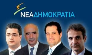 Κίνδυνος να «τιναχτεί» στον αέρα η διαδικασία των εκλογών για πρόεδρο της ΝΔ
