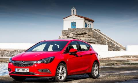 Opel: Νέο Astra στην Ελλάδα