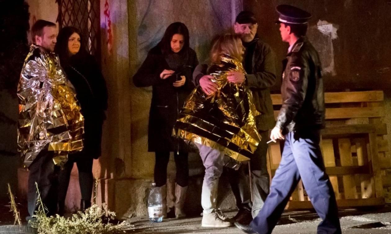Ρουμανία: Στους 58 οι νεκροί από την πυρκαγιά στο νυχτερινό κέντρο του Βουκουρεστίου