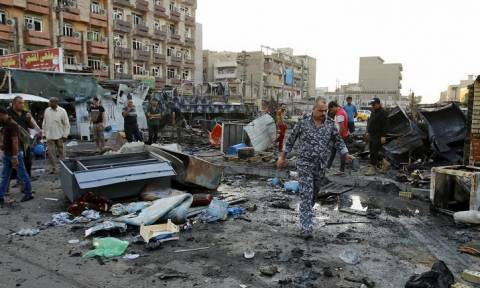 Ιράκ: Νέα πολύνεκρη επίθεση του Ισλαμικού Κράτους