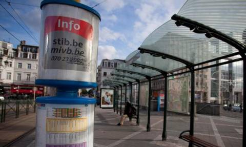 Βέλγιο: Κλειστό το Μετρό στις Βρυξέλλες - Σε κόκκινο συναγερμό η χώρα