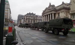 Εκκενώνονται εμπορικά κέντρα στο Βέλγιο - Μεγάλη κινητοποίηση στρατού και αστυνομίας