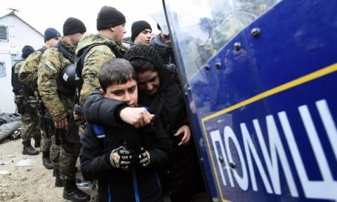 Ειδομένη: Τον καταυλισμό προσφύγων επισκέπτεται ο Γιάννης Μουζάλας