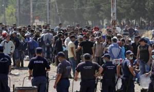 Απανωτές συναντήσεις Τουσκ με Βούτσιτς, Ράμα και Γκρούεφσκι για τους πρόσφυγες