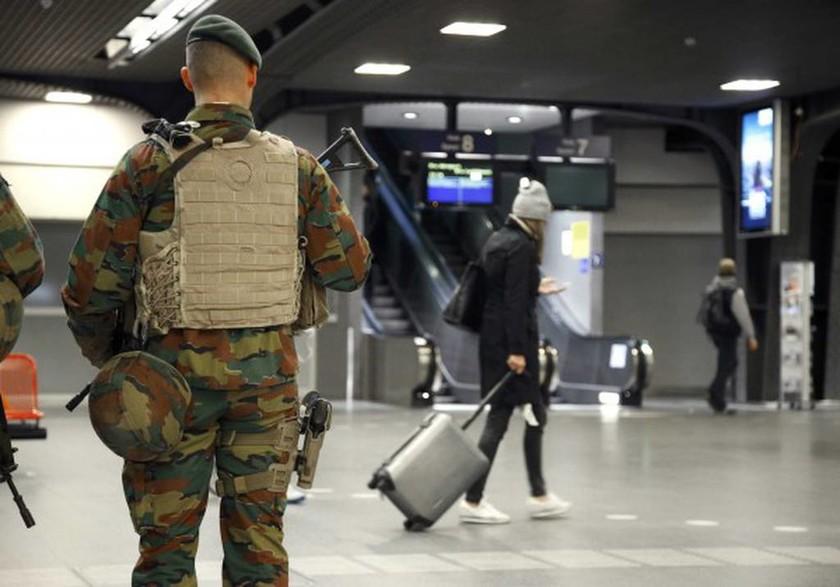 Βρυξέλλες: «Είμαστε κλειστά. Να είστε ασφαλείς»! (photos + video)