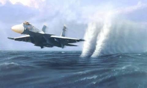 Περιορισμοί πτήσεων στο Λίβανο λόγω ρωσικής αεροναυτικής άσκησης
