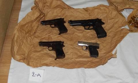 Ρέθυμνο: Σύλληψη 44χρονου για υπόθεση μεγάλης φυτεία κάνναβης