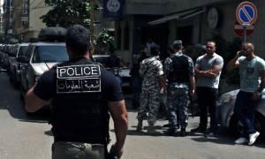 Παλαιστίνιοι που σχεδίαζαν να ενταχθούν σε ομάδες ανταρτών στη Συρία συνελήφθησαν στον Λίβανο