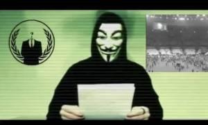 Παγκόσμια σύγχυση προκαλεί Anonymous μήνυμα