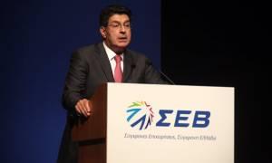 ΣΕΒ: Η κυβέρνηση έχει την πολιτική βούληση να εφαρμόσει τις μεταρρυθμίσεις