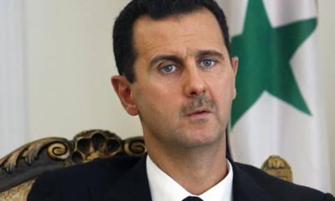 Άσαντ: Κερδίζουμε έδαφος σε όλα τα μέτωπα χάρη στους Ρώσους