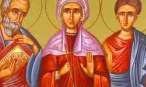 Εορτή των Αγίων Φιλήμωνος του Αποστόλου, Αρχίππου, Ονησίμου και Απφιάς