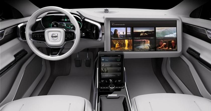 Volvo: Η πολυτέλεια του χρόνου στο Concept 26 (photos)