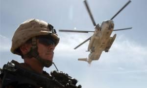 """Μπρετ ΜακΓκαρκ: Οι ειδικές δυνάμεις των ΗΠΑ θα βρίσκονται """"πολύ σύντομα"""" στη Συρία"""