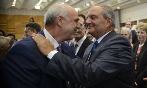 Εκλογές ΝΔ: Επαφές με Σαμαρά και Καραμανλή θα επιδιώξει ο Μεϊμαράκης