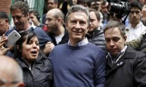 Αργεντινή: Νικητής στις εκλογές ο φιλελεύθερος Μαουρίτσιο Μάκρι