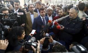 HDP: Ο Ντεμιρτάς είναι σώος