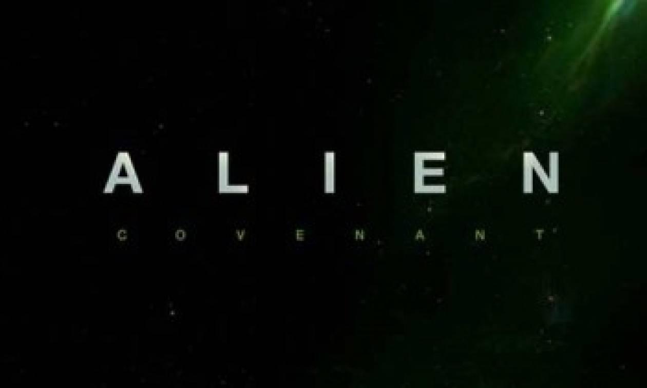 Ο Ρίντλεϊ Σκοτ επιστρέφει με το «Alien: Covenant»