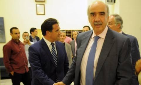 Ραγδαίες εξελίξεις στη ΝΔ: Παραιτήθηκαν Μεϊμαράκης, Γεωργιάδης και Μητσοτάκης