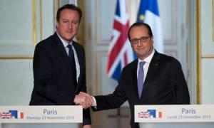 Τη βάση στο Ακρωτήρι της Κύπρου δίνουν οι Βρετανοί στους Γάλλους για επιδρομές κατά του ΙΚ
