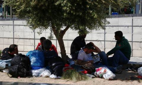 Μετά από μήνες κανένας πρόσφυγας δεν έχει φθάσει από χθες στη Λέσβο
