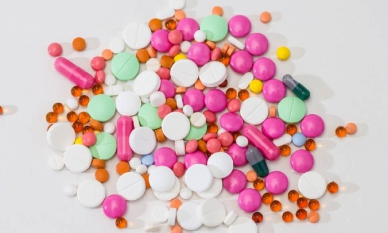 Αναρτήθηκε από τον ΕΟΦ ο κατάλογος με τις νέες τιμές φαρμάκων