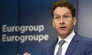 Eurogroup - Ντάισελμπλουμ: Αισιόδοξος για την έκβαση της οικονομικής κρίσης