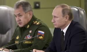 Από αυτήν την αίθουσα – «φρούριο» εξαπολύει ο Πούτιν τις επιθέσεις κατά των τζιχαντιστών (photos)