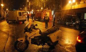 Έκρηξη στα γραφεία του ΣΕΒ στο κέντρο της Αθήνας (video)