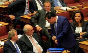 Εικόνα ζόφου στη ΝΔ - «Ξεκατινιάστηκαν» on air Γεωργιάδης-Μεϊμαράκης