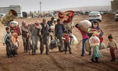 Human Rights Watch: Η Άγκυρα απελαύνει με συνοπτικές διαδικασίες πρόσφυγες πίσω στη Συρία