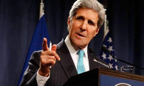 Τζον Κέρι: Πιθανή η συνεργασία με τη Ρωσία στη Συρία
