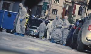 Οι πρώτες εικόνες από το τρομοκρατικό χτύπημα στον ΣΕΒ