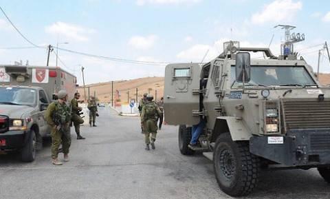 Δυτική Όχθη: Τρεις τραυματίες σε επίθεση με αυτοκίνητο