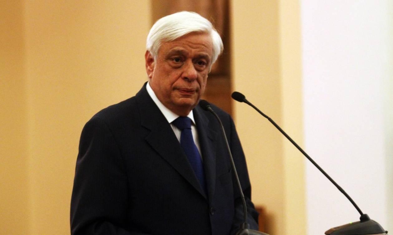 Παυλόπουλος καλεί ΕΟΚΕ: Στηρίξτε το ελληνικό ασφαλιστικό σύστημα