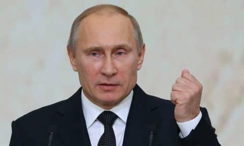 Πούτιν: Έγκλημα κατά της Ρωσίας - Δεν θα το ανεχτούμε