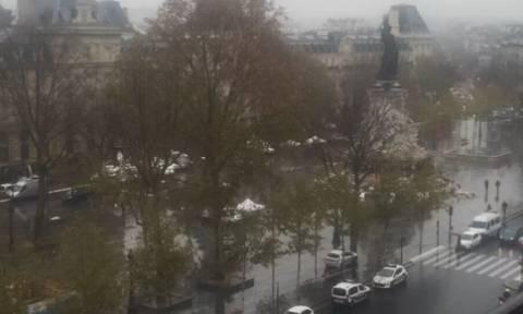 Εκκενώθηκε η πλατεία Δημοκρατίας στο Παρίσι