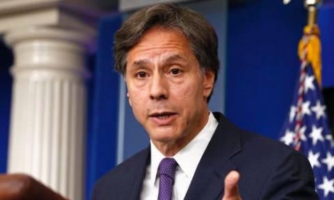 Ο Αμερικανός υφυπουργός Εξωτερικών στο Πατριαρχείο