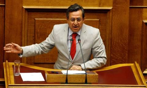 Νικολόπουλος: Να απαγορευθούν με νόμο οι πλειστηριασμοί πρώτης κατοικίας