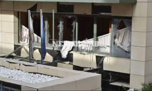 Ντοκουμέντο: Η στιγμή της έκρηξης στο ΣΕΒ (video)