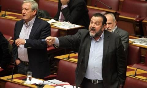 Βουλή: Πυρά Κεγκέρογλου κατά Παυλόπουλου